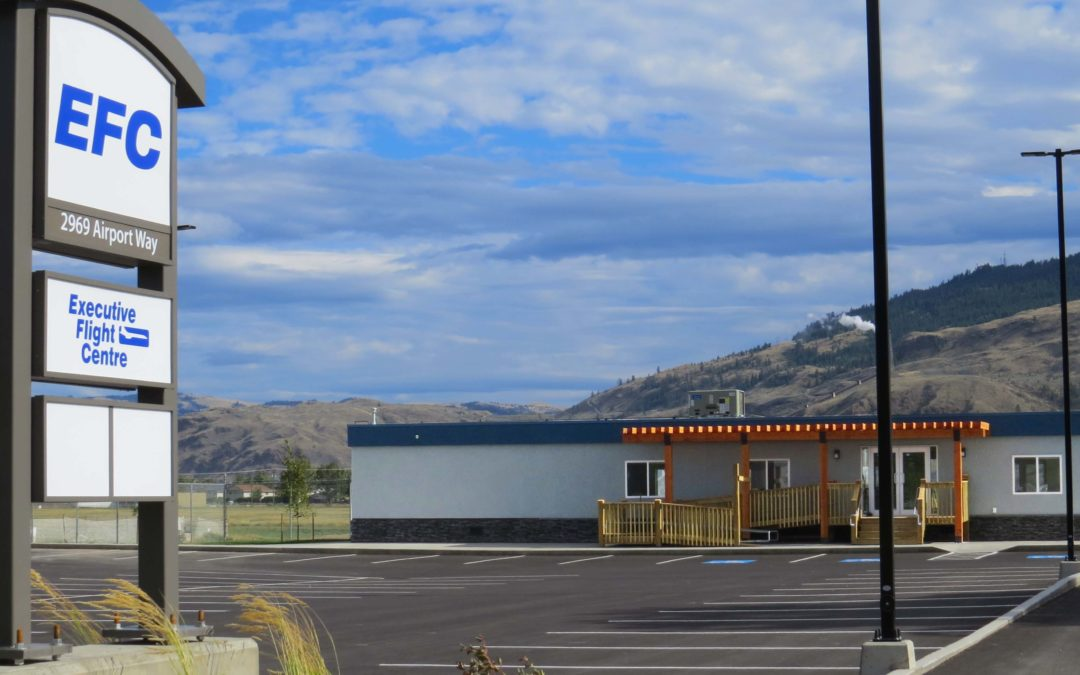 EFC Developments Celebrates the Grand Opening to their Newest Building in Kamloops