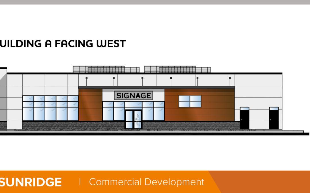 Commercial Development near Sunridge Mall, Calgary
