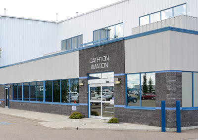 Cathton Aviation FBO & Hangar