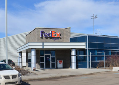 FedEx Sort Facility