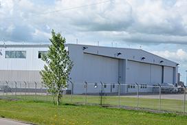 Edmonton Hangar 1