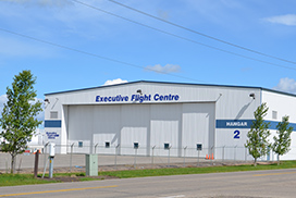 Edmonton Hangar 2