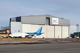 Edmonton Hangar 3