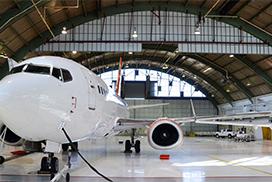 Edmonton Hangar 4