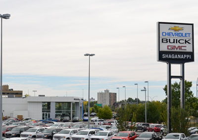 Shaganappi GM Dealership
