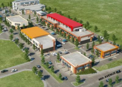 Iconic Commercial Development