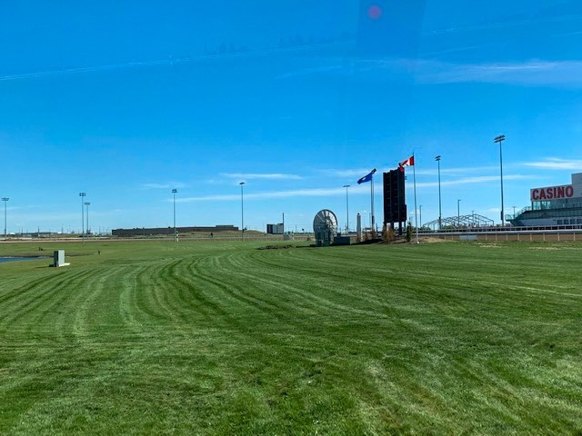 Landscaping Contract at Century Mile Racetrack & Casino
